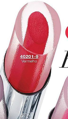 OFERTAÇO: Shine Revolution Batom Gloss Vermelho 3g ...